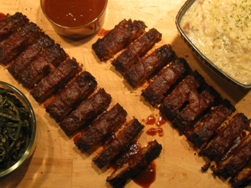 Tempeh Barbecue