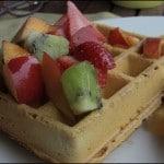 garbanzo-waffle