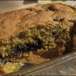 blueberry-cornbread