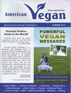 American Vegan cover