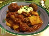 pasta-tempeh-meatballs