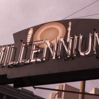 Millennium-Sign