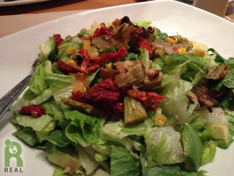 Dijon Balsamic Vinaigrette California Pizza Kitchen Vegan