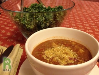 lentil-stew-and-kale-salad1