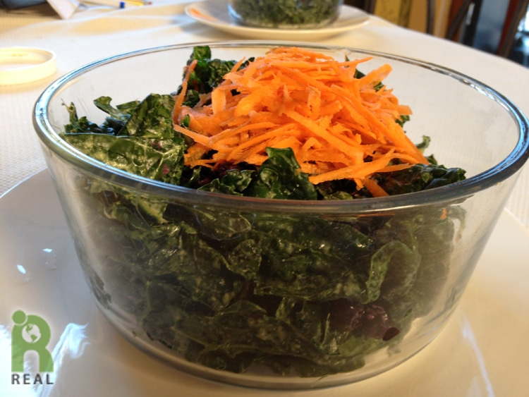 kale-blueberry-carrot-salad