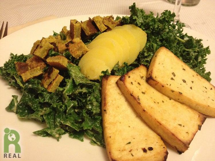 kale-collards-grilled-tofu