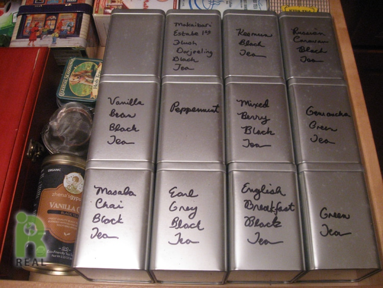 tea-drawer
