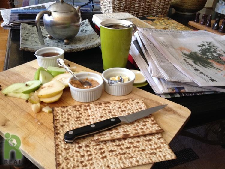 matzoh-breakfast