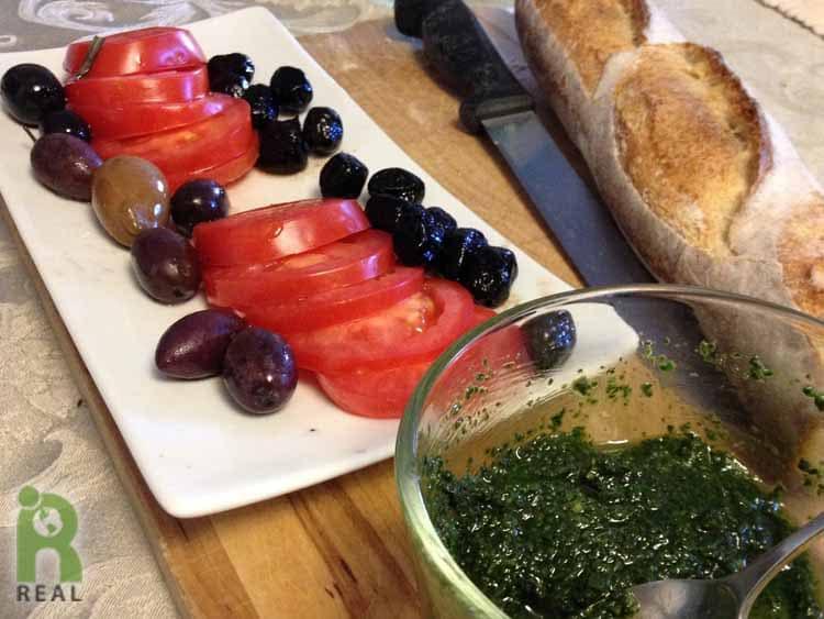 28april-bread-pisto-tomatoes