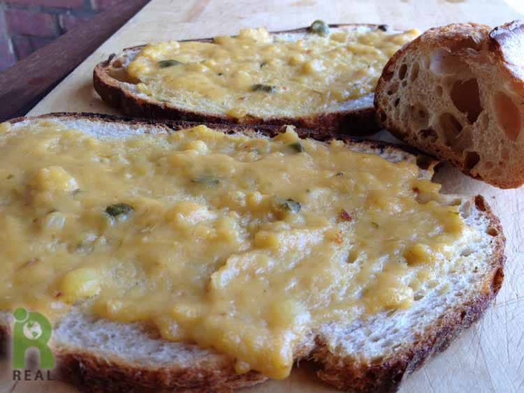 29april-cheesy-schmear-on-bread