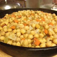 15july-chickpea-dinner