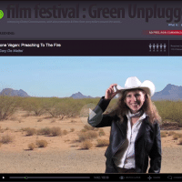 lone-vegan-on-green-unplugged