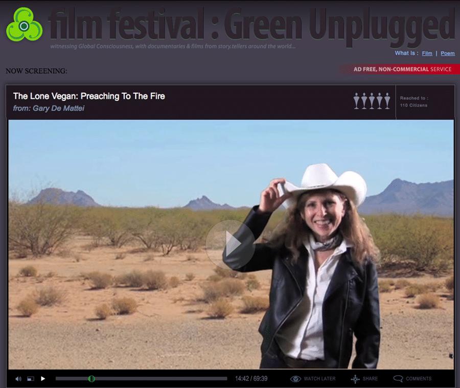 lone-vegan-on-green-unplugged