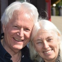Joan and Jeff Press Photo