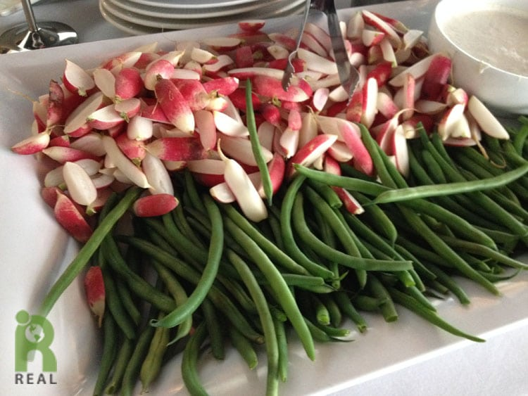 string-beans-radishes