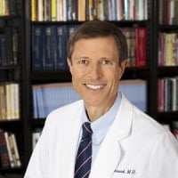 Dr. Neal Barnard profile photo. Photo Credit Steve Shapiro. 2015