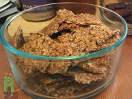 flax-crackers