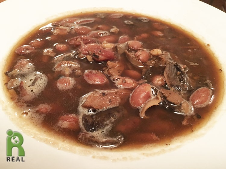 29may2017-beans-mushrooms