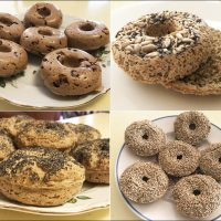 Bagels Vegan Gluten-Free